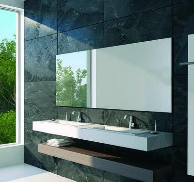 Mirrored Infrared Heating Panels